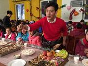 《圆梦缘》20150127:藏族孤贫儿童办别样新年晚会 志愿老师舍弃分娩妻子伴左右