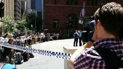 悉尼人质劫持事件 惊心动魄16小时