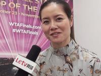 乐视网球新加坡专访李娜 透露来年计划风趣依旧