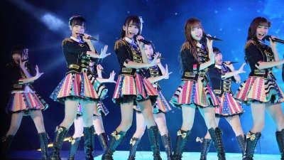 偶像天团SNH48陪你跨年倒数 转音歌姬黄龄同阿宝现场飙歌