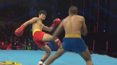 埃及选手赛后遭意外  中国小将拼尽全力逆转获胜