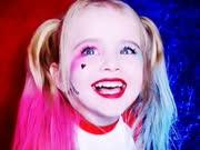 小丑女Harley萝莉版的妆容教程 睁眼那瞬间我心都酥了