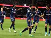 巴黎圣日耳曼4-0甘冈
