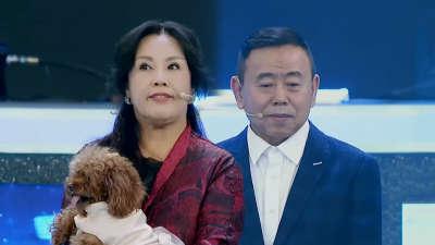 铁汉潘长江现场惊爆情书