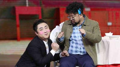 第02期:土豪乔杉摆阔突变捶腿小弟