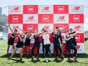 【乐尚播报】2017New Balance中国大学生校园路跑接力赛决战沈阳