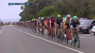2017环澳自行车赛第三赛段全场录播(英文)