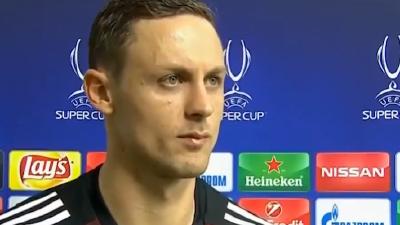 马蒂奇:输了比赛有些失望 周日英超首秀很重要
