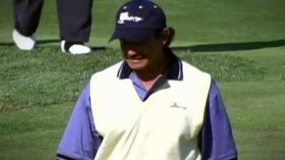 总统杯时刻-2000年弗兰克不可思议DOUBLE EAGLE