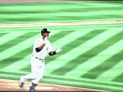 MLB季后赛游戏节目1