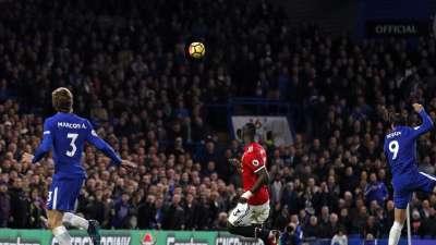 英超-莫拉塔头槌破门德赫亚屡神扑 切尔西1-0曼联
