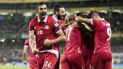 塞尔维亚2018世界杯晋级之路 小组头名直接晋级