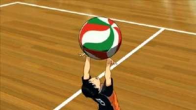 2014年4月新番动画《排球少年》PV第1弹