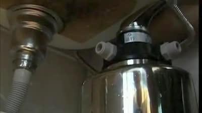 碧丽家庭用净水机安装视频