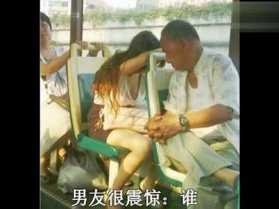 【超超爱笑话】美女公交车上被摸了