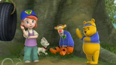 小熊维尼与跳跳虎 09 寻找黛比的牙齿