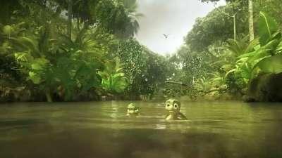 《萨米大冒险》 30秒预告片