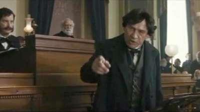 《林肯》英国版预告片