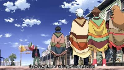 兽旋战斗Monsuno 第07话