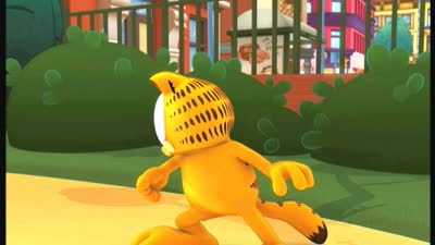 加菲猫的幸福生活 第一季26