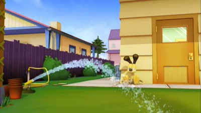 加菲猫的幸福生活 第一季34