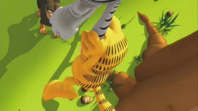 加菲猫的幸福生活 第一季46
