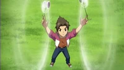 火力少年王 动画版34