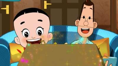 新大头儿子和小头爸爸第二季41(总第93集)