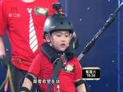 《老爸拼吧》20130615:王仕杰家庭夺冠 两80后老爸热情拥