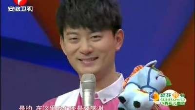 萌宝张润宇挑战成功