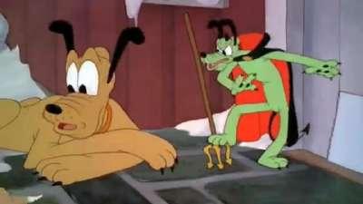 1942 第14届奥斯卡最佳动画短片 借一只爪 Lend a Paw