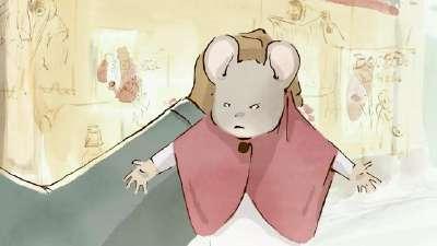 《艾特熊和赛娜鼠 》片段1