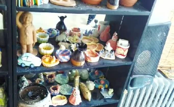 陶艺工作室