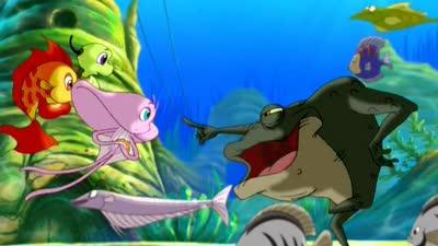 小鲤鱼历险记14