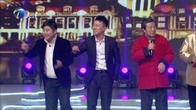 群口相声《大拜年》-2014天津春晚