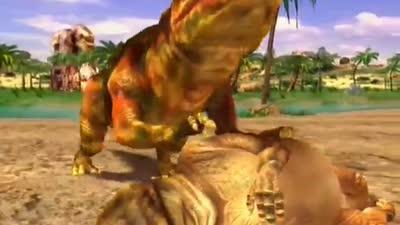 《恐龙世界》第50集