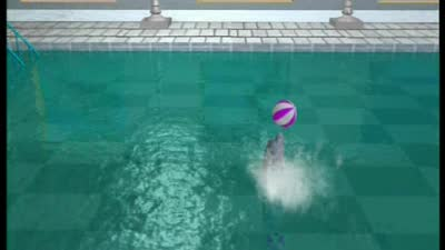 蓝猫淘气3000问-海洋世界07