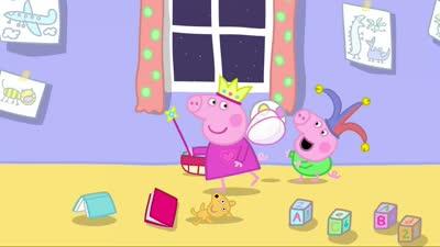 粉红猪小妹30 照顾猪宝宝