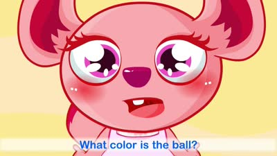 What Color Is The Ball 爱乐奇原创英语儿歌(Tots)