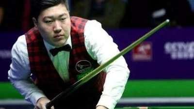 国锦赛颜丙涛平生涯最佳战绩 外媒给予高度赞扬