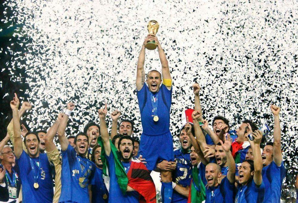 回顾意大利十二年世界杯旅程:里皮缔造的黄金