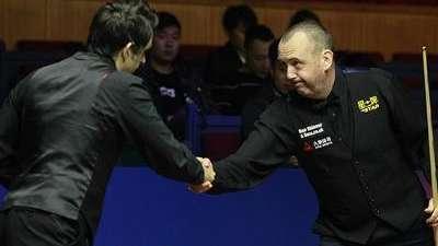 上海大师赛奥沙利文5-1轻取威廉姆斯 晋级半决赛