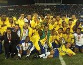 巴西3-0乌拉圭