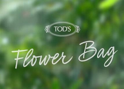 TOD'S Flower Bag
