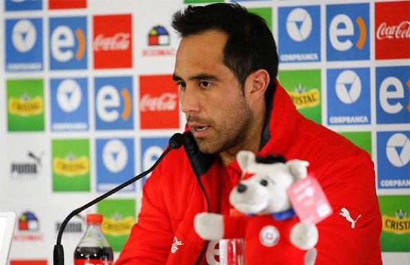 乐视体育见证揭幕战发布会 智利队长盛赞对手强大