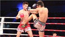 中国小将位宁辉一击制胜 重拳击腹KO对手