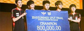 夏季赛决赛全纪录 见证新生代冠军LGD诞生