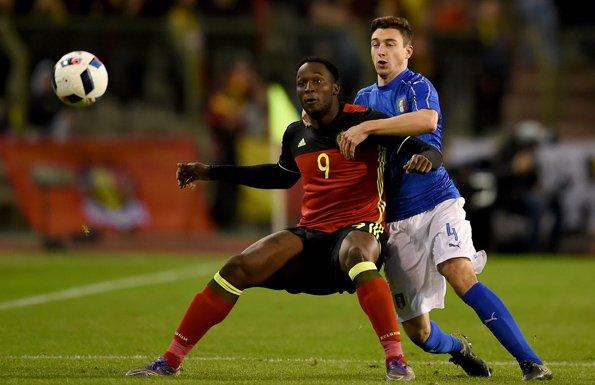 友谊赛-德布劳内破门 比利时3-1逆转意大利