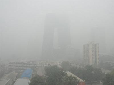 雾霾围城,群星吐槽