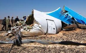 俄客机埃及坠毁致219人遇难